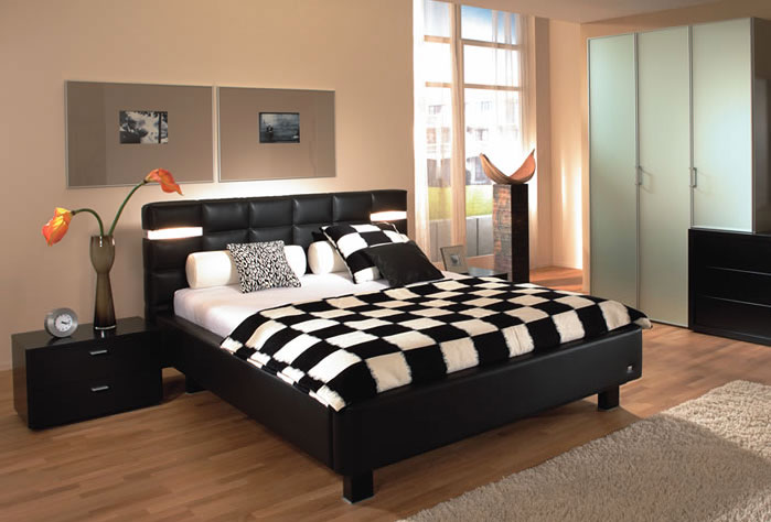 polsterbetten von ruf polsterbett intero kthl. Black Bedroom Furniture Sets. Home Design Ideas
