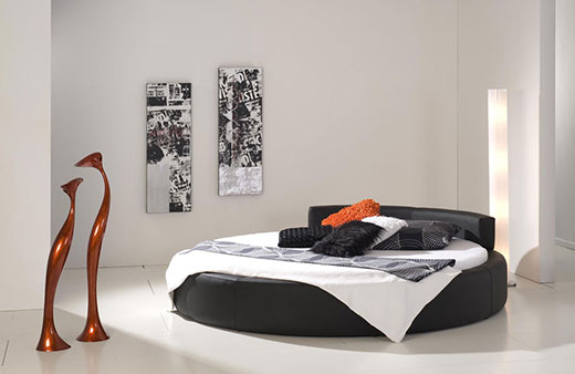 runde matratzen. Black Bedroom Furniture Sets. Home Design Ideas